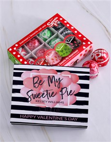 gifts: Personalised Sweetie Pie Valentines Day Tray!