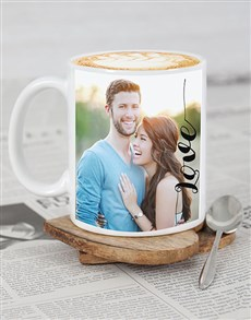 Picture of Personalised Love Photo Mug!