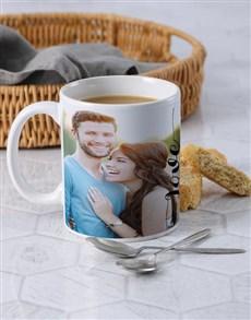 gifts: Personalised Love Photo Mug!