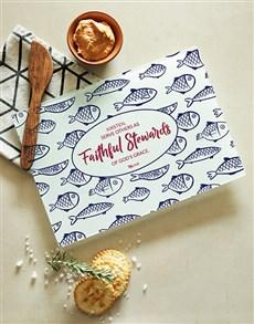 gifts: Personalised Faithful Stewards Glass Board!