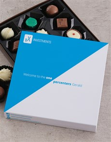 gifts: Personalised 10X Choc Tray!