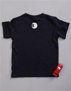 gifts: Personalised Real Boss Kids Shirt!