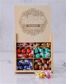 Picture of Personalised Birthday Bliss Lindt Box!