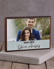 gifts: Personalised Your Amazing Printed Photo Frame!