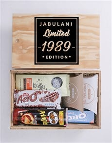 gifts: Personalised Limited Edition Man Crate!