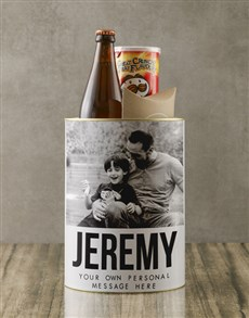 gifts: Personalised Photo Bro Bucket!