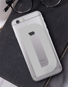 gifts: Personalised Initial iPhone Cover!