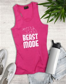 gifts: Beast Mode Shirt for Ladies!