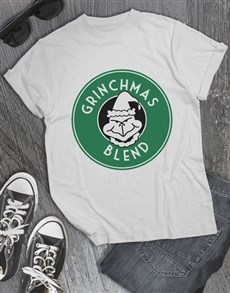 gifts: Grinchmas Tshirt!