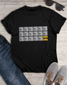 gifts: Periodic Hero Tshirt!