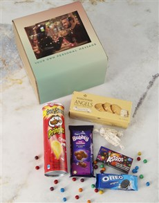 gifts: Personalised Photo Gourmet Box!