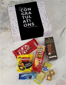 gifts: Personalised Congrats Gourmet Gift!