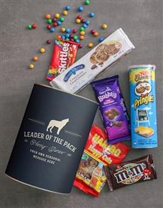 gifts: Personalised Pack Leader Bro Bucket!