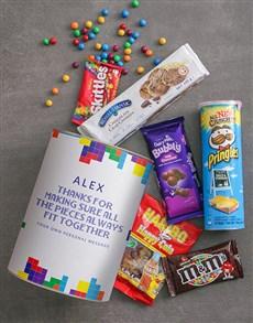 gifts: Personalised Tetris Bro Bucket!