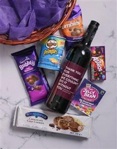 gifts: Personalised Indispensable Gourmet Hamper!