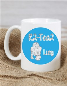 gifts: Personalised R2 Tea2 Mug!