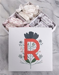 gifts: Personalised Nougat Keepsake Monogram!