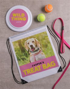 gifts: Personalised Wild Thing Frisbee and Bag!