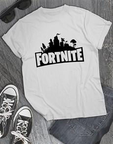 gifts: Fortnite Mens Tshirt!