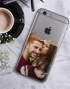 gifts: Personalised Love Photo iPhone Cover!