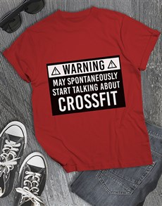 gifts: Personalised Spontaneously Talking T Shirt !