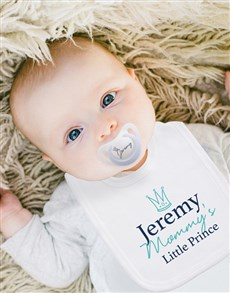 gifts: Personalised Little Prince Clothing Set!