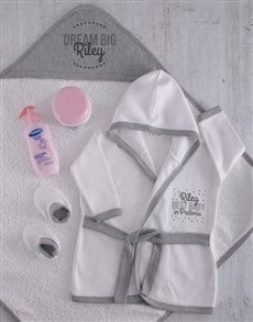 gifts: Personalised Baby Stars Spoil Set!