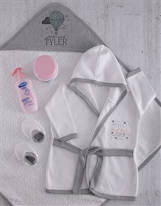 gifts: Personalised Tiny Clouds Spoil Set!