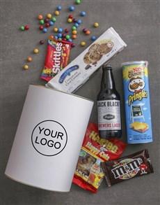 gifts: Customised Bro Bucket!