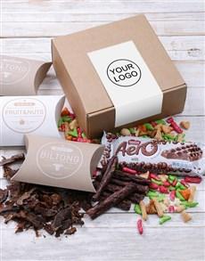 gifts: Own Logo Biltong Box!