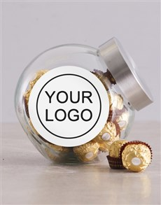 gifts: Own Logo Candy Jar!