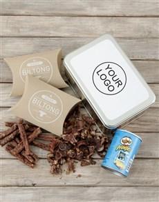 gifts: Own Logo Gourmet Tin!
