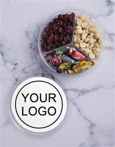 gifts: Own Logo Nut Tub!