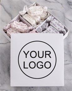 gifts: Own Logo Nougat Box!