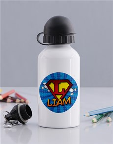 gifts: Personalised Superkid Bottle!