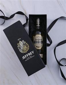 gifts: Personalised Jose Cuervo Giftbox!