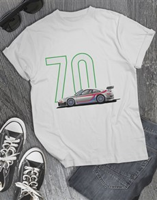 gifts: Personalised Year Car T Shirt!