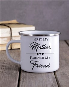 gifts: Personalised Mother And Friend Camper Mug!