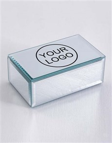 gifts: Personalised Corporate Trinket Box!