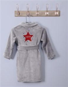 gifts: Personalised Twinkles Fleece Gown!