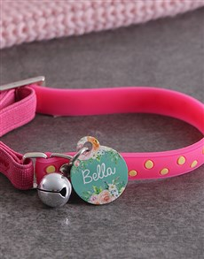 gifts: Personalised ID Tag and Cat Collar!
