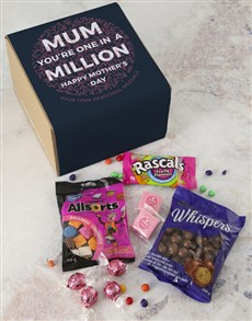 gifts: Personalised One in a Million Gourmet Box!