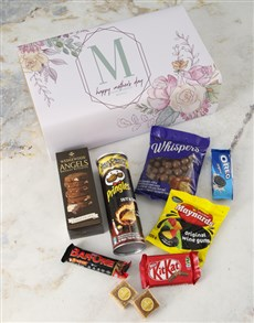 gifts: Personalised Happy Mothers Day Gourmet Box!