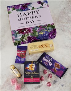gifts: Personalised Floral Mothers Day Gourmet Box!