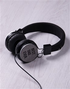 gifts: Personalised Best Ever Headphones!