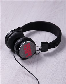 gifts: Personalised Year Headphones!