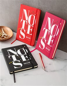 gifts: Personalised Notes A5 Hardcover Notebook!