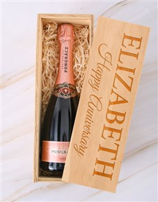 gifts: Personalised Pongracz Rose Crate!