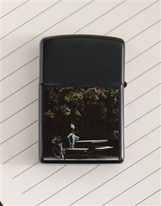 gifts: Personalised Photo Lighter!