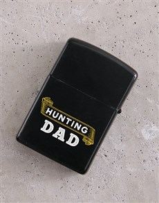 gifts: Personalised Dad Lighter!